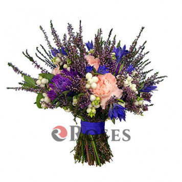 "Bouquet ""Amethyst"""