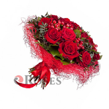 "Bouquet ""Liverpool"""