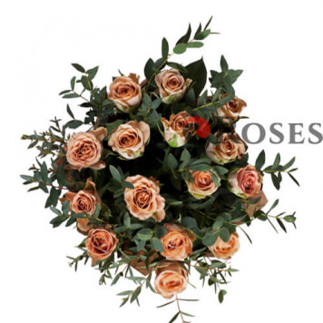 "Bouquet ""The Hill"" 15 roses"