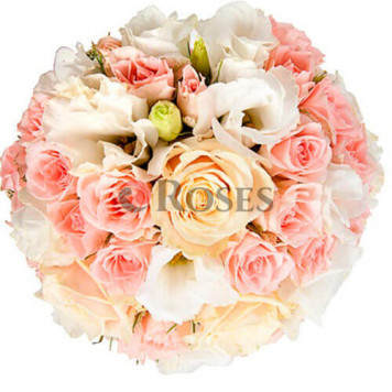 "Wedding bouquet  ""Lanta"""